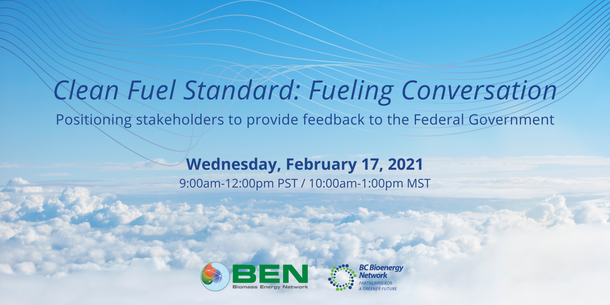 Clean Fuel Standard: Fueling Conversation – February 17, 2021